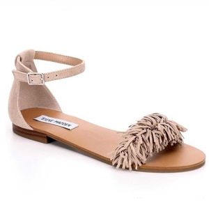 Steve Madden 'Saira' Fringe Sandals
